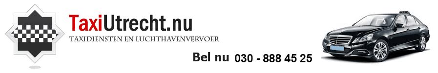 Taxi Utrecht header image